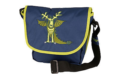 Elkline Umhängetasche Für Kinder Tasche Kindergarten Dragon Drachen Possessing Chinese Flavors Backpacks & Bags