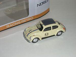 Norev-Retro-Volkswagen-Escarabajo-53-Beige-3-inch-1-64-310502