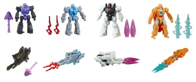 Transformers Battle Masters CALIBURST AIMLESS FIREDRIVE RUNG Targetmasters WFC