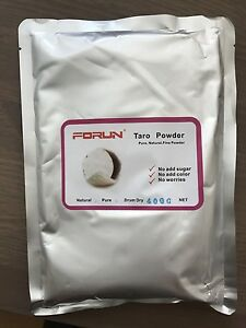 FORUN-Natural-Taro-Powder-1-2KG-Fine-powder-pure