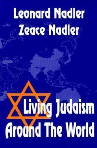 Living Judaism Around the World - Signed Copy!