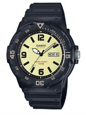 Casio Watch * MRW200H-5BV Diver Look Rotating Bezel Vintage & Black COD PayPal