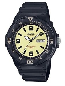 Casio Watch * MRW200H-5BV Diver Look Rotating Bezel Vintage & Black COD PayPal