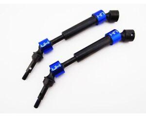 Traxxas-E-T-Maxx-Revo-CNC-Steel-SSD-CVD-Axle-Drive-Shafts-Hot-Racing-RVO288V06