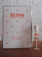 HUGO BOSS - BOSS woman - EDT Parfum Probe für SIE