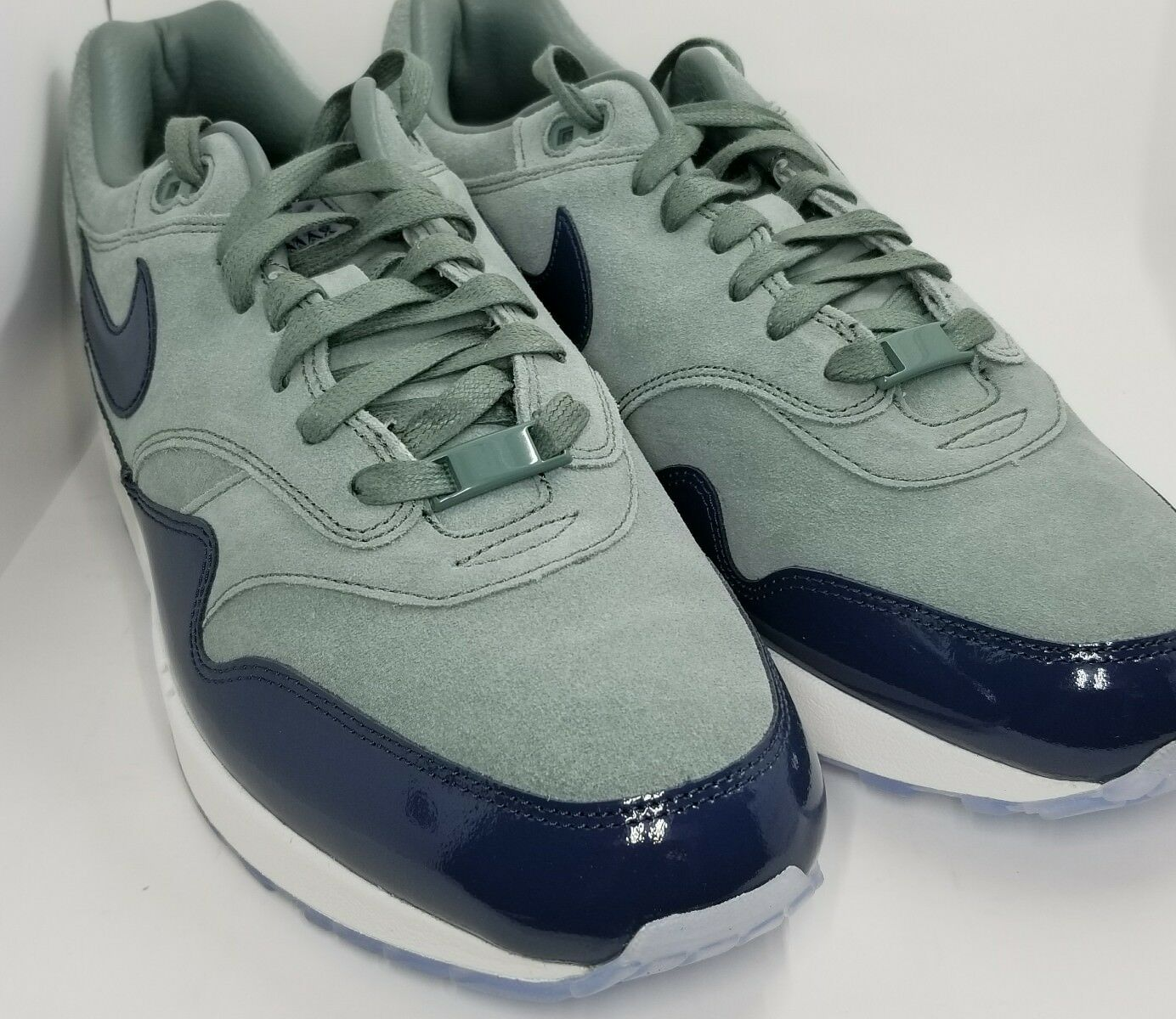 Nike Air Max 1 Premium Suede ID SIZE 12 Ar1379-991