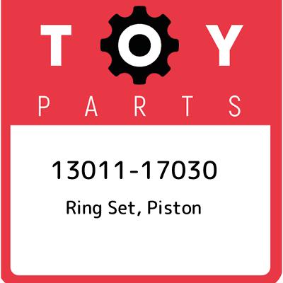 13011-17030 GENUINE OEM TOYOTA RING PISTON 1HZ STD 1301117030