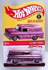 Hot Wheels Red Line Club RLC '64 GMC Panel Neo-Classics Series