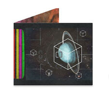 Dynomighty WIN A TRIP TO URANUS MIGHTY WALLET CannibalHippo artist collective