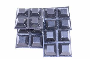 16pk-Black-Rubber-Feet-RF19