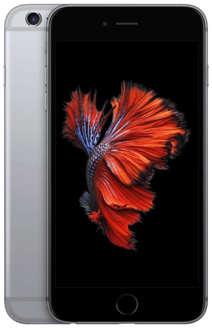 iPhone 6S Plus - Unlocked (CDMA + GSM) - 64GB - Space Gray - Fair