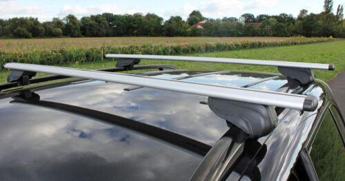 Alu Relingträger VDP R008 Audi A4 Avant ab 08 Dachträger offene Reling