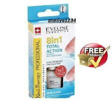 Intensive Nail Conditioner EVELINE 8 in 1 TOTAL ACTION - Free DELIVERY