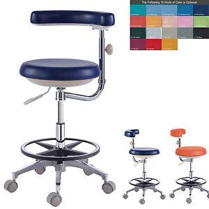New Dental Assistant S Stool Nurse S Stool Chair Pu