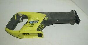 Ryobi-P515-One-18V-Cordless-Reciprocating-Saw-Tool-Only-USED