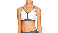 f1fd0e9793e92 Buy Champion The Zip Sports Bra B7920 M White medium Grey online