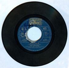 Philippines DEF LEPPARD Hysteria 45 rpm Record