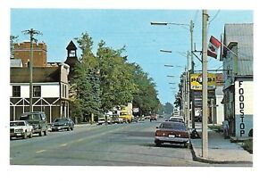 Middlesex-County-AILSA-CRAIG-ONTARIO-Main-Street-Automobiles-Signage