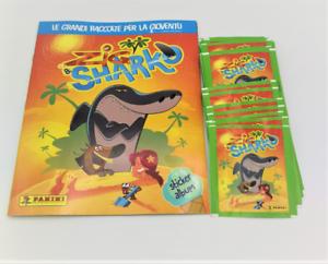 Zig sharko album blank packs figurines panini ebay