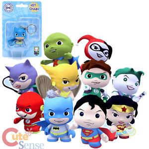 DC-Comics-Heroes-PVC-Figure-Key-Chain-Little-Mates-Baby-Heroes-Figure-10-Kinds