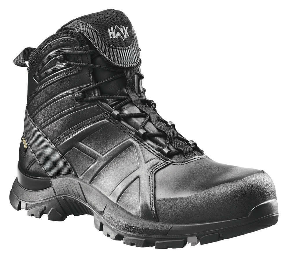 HAIX Arbeitsstiefel S3 BLACK EAGLE Safety 50 mid
