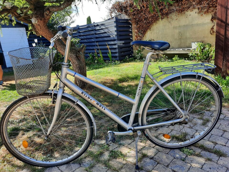 Damecykel, Kildemoes, Street bike colibri