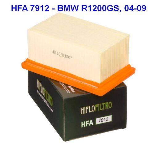 RT Filtro de aire HFA 7912 bmw r1200gs r1200r R 1200 GS HiFloFiltro s 04-09