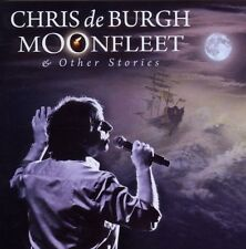 "CHRIS DE BURGH ""MOONFLEET & OTHER STORIES"" CD NEU"
