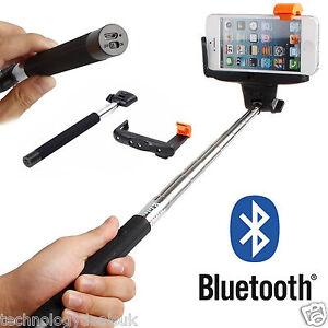 Reglable-Bluetooth-Sans-Fil-Obturateur-A-Distance-Monopode-Baton-Selfie