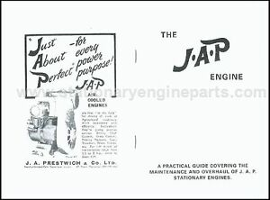 JAP-Stationary-Engine-Maintenance-amp-Overhaul-Guide-JAP-Industrial-Engine-Book