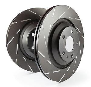 80 Discs Bhp For Ebc Brake Front 9 1 Td Fiat Stilo 07 Ultimax Vented 2002 4Pw4FxAq
