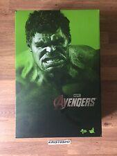 Hot Toys Avengers Hulk 1/6 Scale Figure