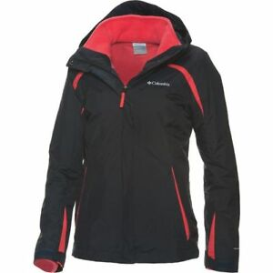 New-220-Columbia-Sportswear-Women-s-Blazing-Star-3-in-1-Interchange-Jacket