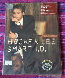 Hacken Lee ( 李克勤 ) ~ Smart I.D.( Hong Kong Press ) Cd