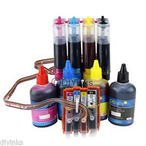 CISS-amp-Extra-Ink-Set-For-564-564XL-HP-Photosmart-6520-6515-6512-6510-5515-5510