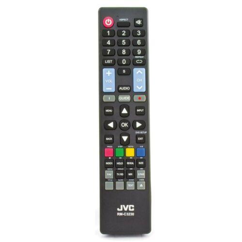 Genuine JVC RM-C3230 TV Remote Control For LT-32C360 LT-32C365 LT-39C640
