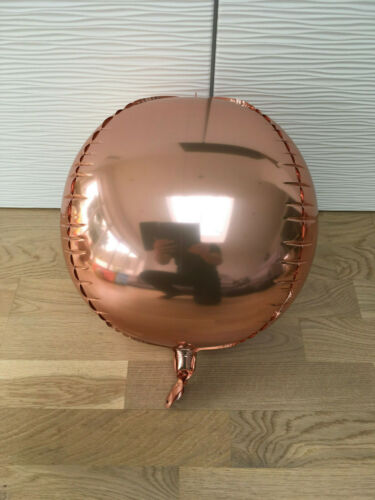 """Brand New 18/"""" Balloons Gold Pink Silver Rose Gold Blue"""