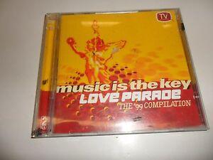 Cd-Love-Parade-the-1999-Compilati-von-Various-1999-Doppel-CD