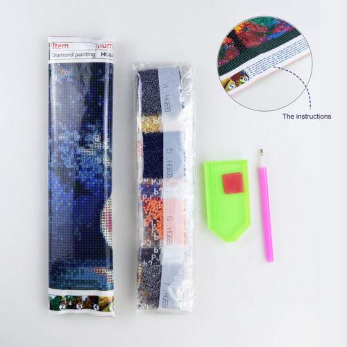 5D Diamond Painting Kit Set Full Drill Cross stitch Eagle Flag Embroidery Decor