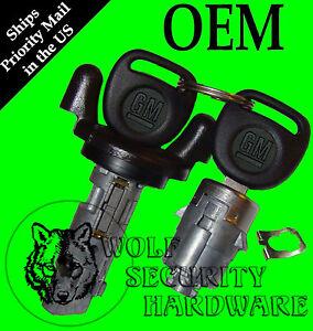 Image Is Loading Envoy Trailblazer 03 09 Oem Ignition Switch Cylinder