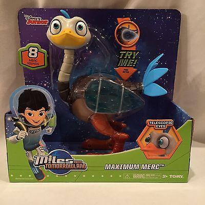 Disney Junior Miles from Tomorrowland maximum Merc Action Figure