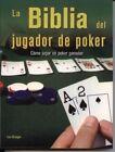 Biblia del Jugador de Poker by Lou Krieger (Paperback / softback, 2015)
