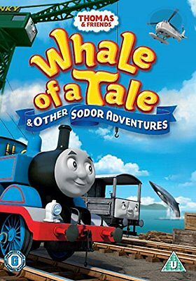 Thomas & Friends Whale of a Tale! - DVD - Brand New & Sealed
