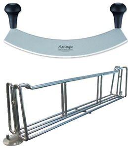 Charitable Berceau Couteau 36 Cm Triangle-afficher Le Titre D'origine