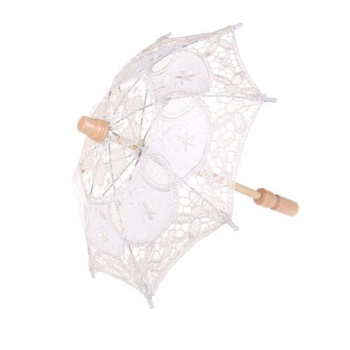 Newborn baby photography props lace umbrella infant studio shooting photo HC