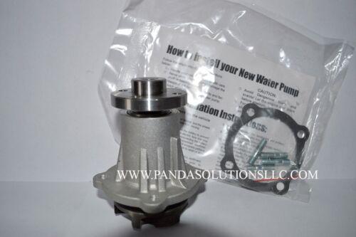 KOMATSU FORKLIFT PARTS TJ16120-23010  TJ-16120-23010  TJ-1612023010  Water Pump