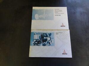 Deutz-B-FM-1008-Spare-Parts-Catalog-and-Operation-Manual
