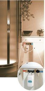 DAFI 4,5 kW 230V sotto il lavello !it*! Scalda acqua elettrico istantaneo