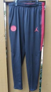 Details about New Nike Jordan Pairs Saint Germain Squad Soccer Pants (AQ0958 021) Size Small