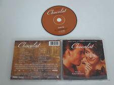 RACHEL PORTMAN/CHOCOLAT - MUSIC FROM THE MP(SONY CLASSICAL SK 89472) CD ALBUM